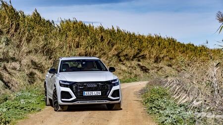 Audi Rs Q8 2020 Prueba 007