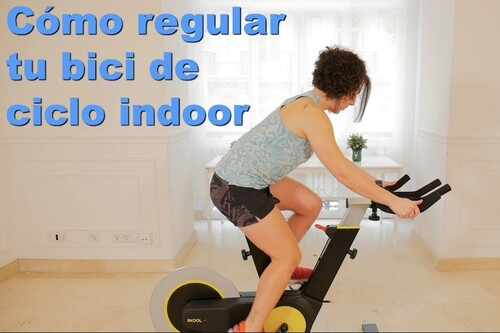 Cómo regular correctamente tu bicicleta de ciclo indoor: los pasos imprescindibles para hacerlo bien
