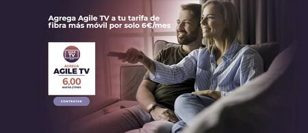 La televisión de Yoigo llega a Oceans: sus clientes ya pueden contratar Agile TV por 6 euros al mes