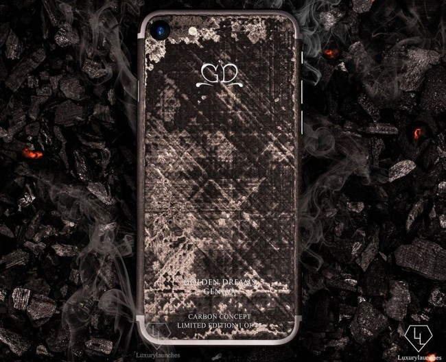 Worlds First Full Carbon Iphone cuatro 1170x951