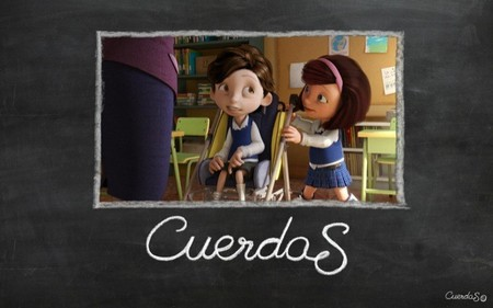 El cortometraje de animación Cuerdas de Pedro Solís García gana el Premio Goya 2014