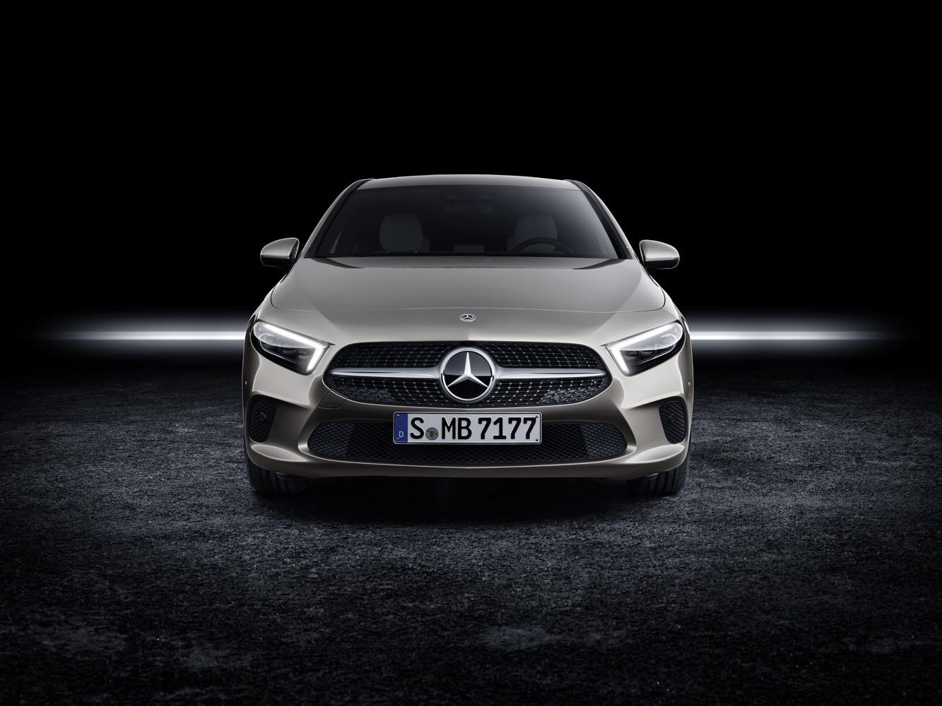 Foto de Mercedes-Benz Clase A Sedán (46/58)