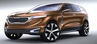 Kia Cross GT Concept, adelantando un SUV de lujo