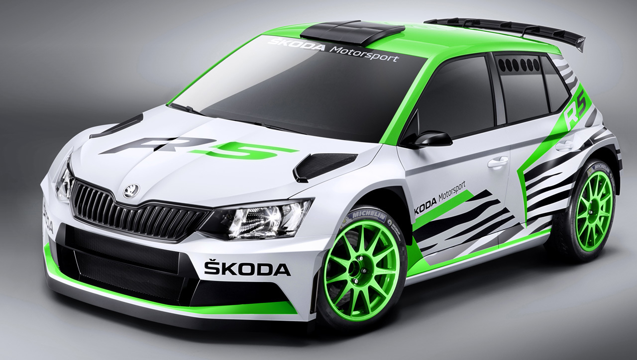 Foto de Škoda Fabia R5 Concept (1/3)