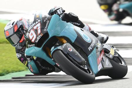 Vierge Silverstone Moto2 2021 2