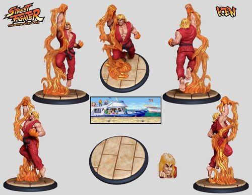 Foto de Street Fighter: The Miniatures Game (7/8)
