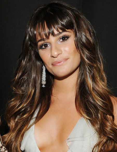 Colorete-lea michele