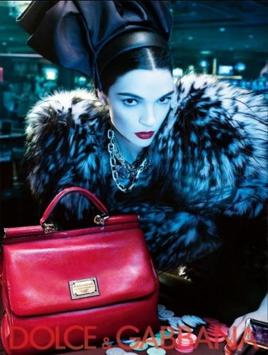 Foto de Dolce & Gabbana, campaña Otoño-Invierno 2009 por Steven Klein  (1/7)