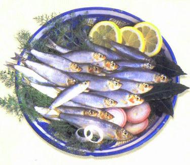 Evita el ictus cerebral comiendo pescado fresco