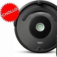 Más barato todavía por el Cyber Monday: hoy te puedes hacer con el robot aspirador Roomba 676 en eBay por sólo 159,99 euros con este cupón