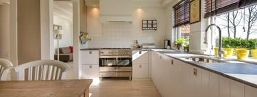 ¿Cómo mantener la cocina libre de gérmenes?