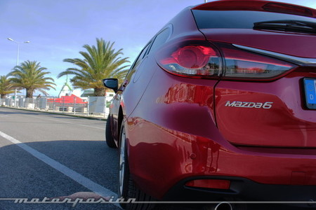 Mazda6 2013 Wagon Soul Red Metallic