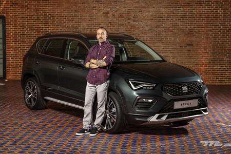 Primer contacto con el nuevo SEAT Ateca, en vídeo: el mismo SUV pero con más carácter por fuera y extra de tecnología por dentro