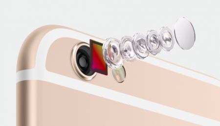 Así es la cámara del nuevo iPhone 6