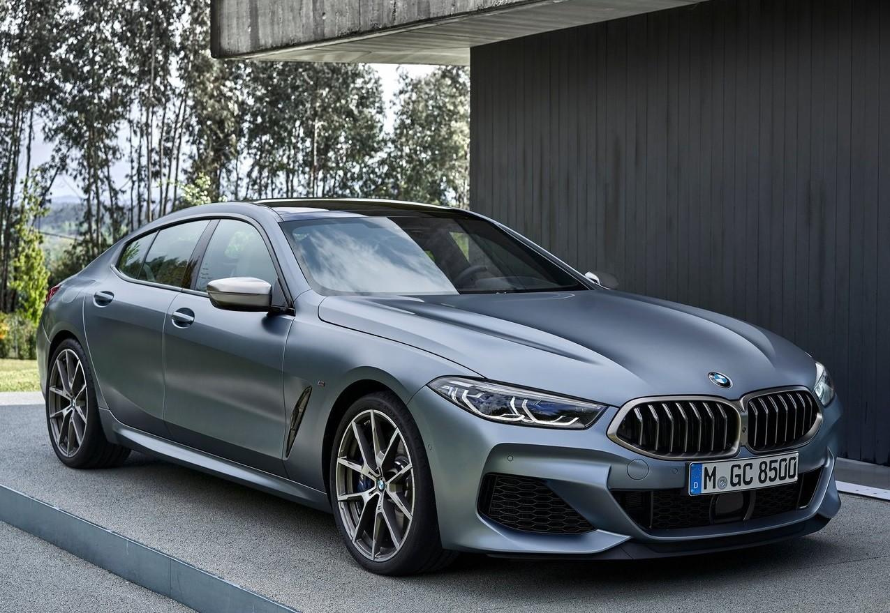 Foto de BMW Serie 8 gran coupé 2020 (10/17)