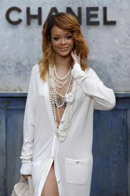 Rihanna, la experta en convertir las firmas de lujo en algo de andar por casa