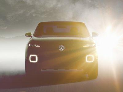 Y seguimos con otro SUV pequeño que llegará de la mano de Volkswagen al Salón de Ginebra