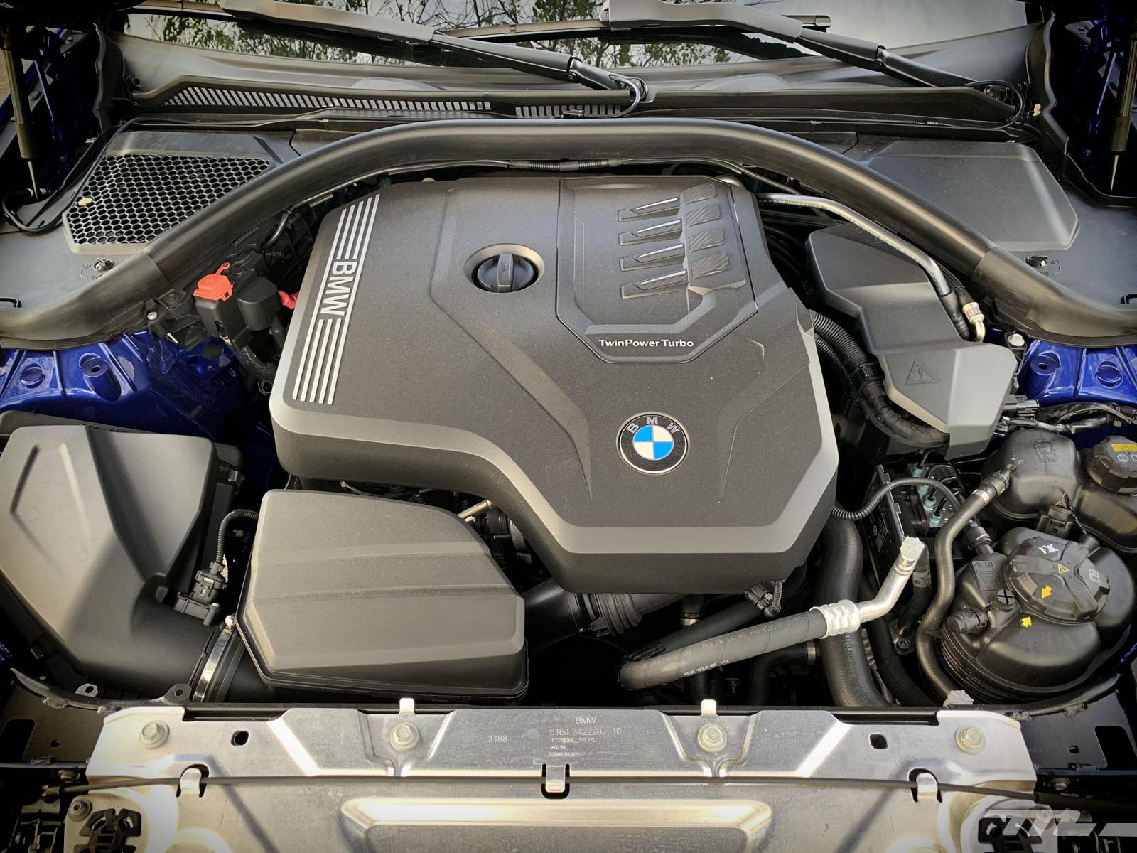 Foto de BMW 330i (prueba) (11/48)