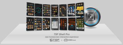 TSF Shell Pro, uno de los launchers más prometedores que encontramos
