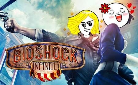 'BioShock Infinite' para Xbox 360: análisis en imágenes