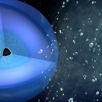¿Y si mandamos una misión a un planeta en el que literalmente llueven diamantes?