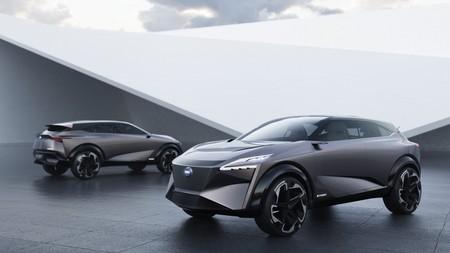 Nissan IMq Concept, el SUV del futuro para Nissan puede ser un eléctrico de rango extendido