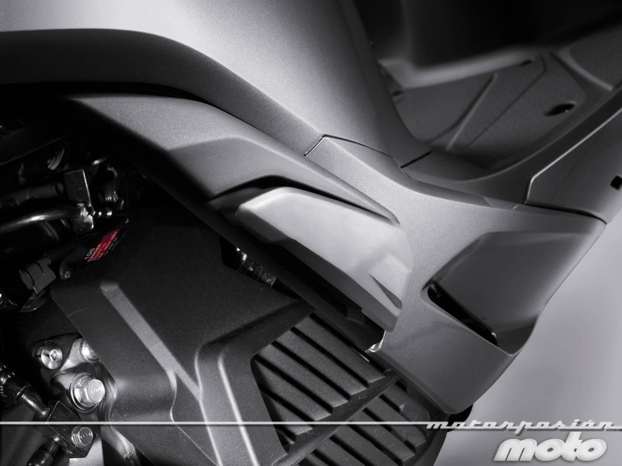Foto de Honda Scoopy SH125i 2013, prueba (valoración, galería y ficha técnica)  - Fotos Detalles (61/81)