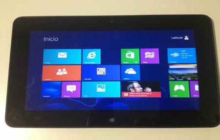 Latitude 10, la tablet de Dell para las pymes