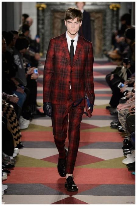 Valentino Men Fall Winter 2015 Menswear Collection 034