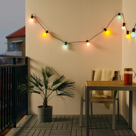 Solvinden Led Lighting Chain With 12 Bulbs Outdoor Multicolour 0766665 Pe753860 S5