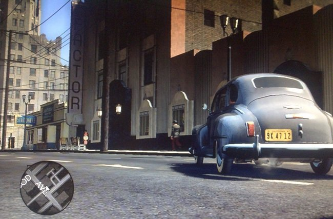 Edificio Max Factor en L.A. Noire
