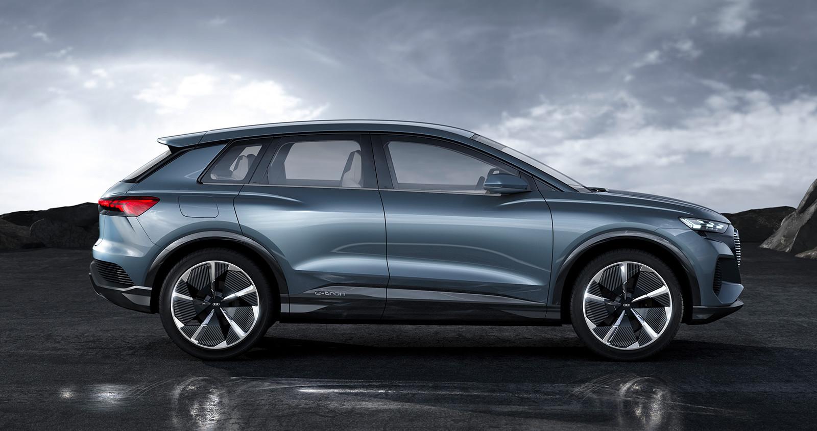 Foto de Audi Q4 e-tron concept (9/19)