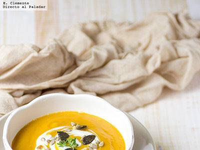 Las 12+1 mejores cremas de verduras para el otoño