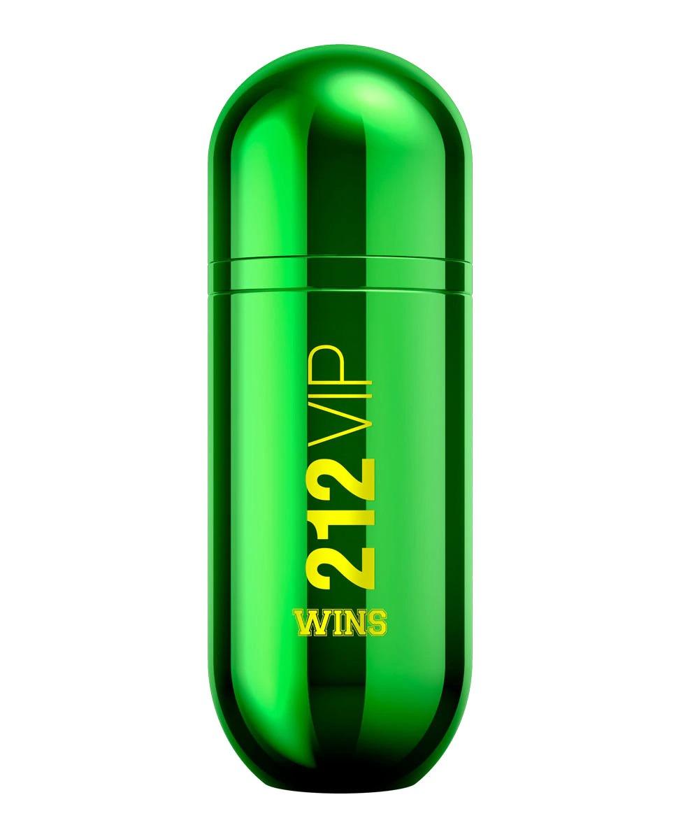 Eau de Parfum 212 Vip Wins 80 ml Carolina Herrera
