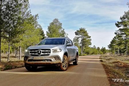 Probamos la Mercedes-Benz Clase X 350d: la pick-up más refinada y potente del mercado