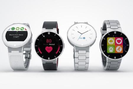 Alcatel Watch, la firma también quiere entrar al mundo de los relojes inteligentes