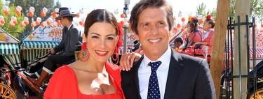 ¡Qué no pare la fiesta! Estas celebrities disfrutan de lo lindo en la Feria de Abril