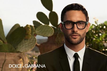 Dolce&Gabbana también quiere conquistarnos a través de sus gafas