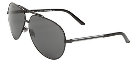 Gucci Metal Aviators, una alternativa a las Ray-Ban de toda la vida