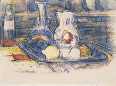 Cézanne en el Thyssen, un placer para los sentidos