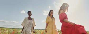 Mango presenta su nueva campaña primavera-verano, Life in Bloom, cargada de optimismo, color y prendas relajadas