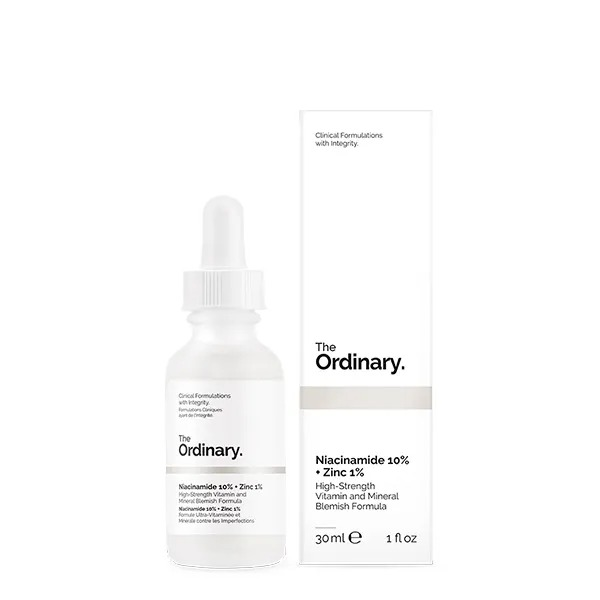 Serum Niacinamide 10% + Zinc 1%  The Ordinary
