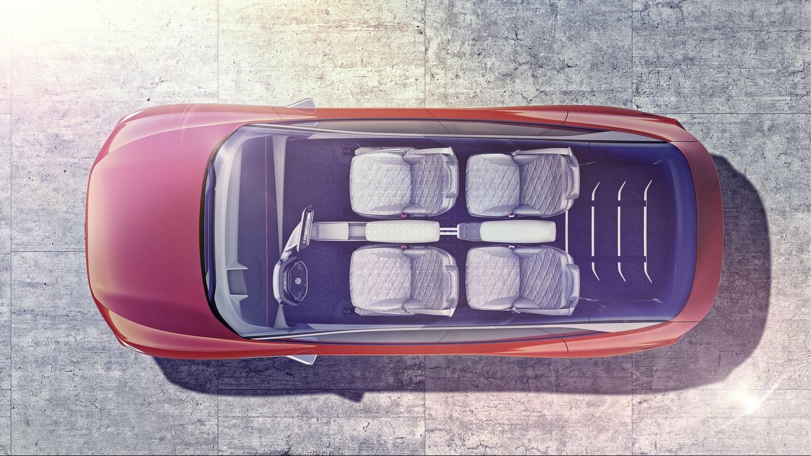 Foto de Volkswagen I.D. Crozz Concept II (4/16)