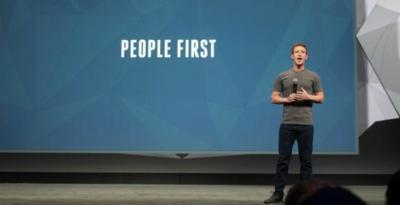 Mark Zuckerberg apoya la libertad de expresión mientras Facebook la censura