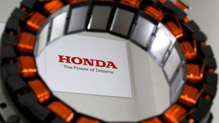 Honda Motor 4