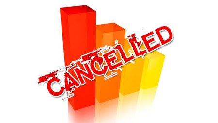 Seis series en peligro de cancelación