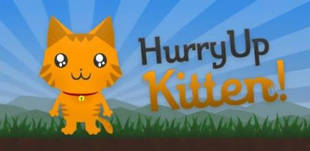Hurry Up Kitten, ayuda a los gatos a escapar