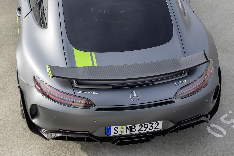 Foto de Mercedes-AMG GT R PRO (20/26)