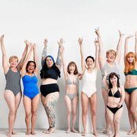 El tamaño no importa: una iniciativa 'body positive' para mostrar que la diversidad es bella