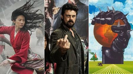 Todos los estrenos en septiembre 2020 de Amazon, Filmin y Disney+: 'Mulan', 'The Boys' y más